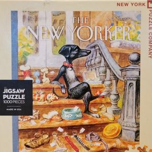 """New Yorker """" Tag Sale"""" Puzzle"""